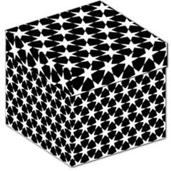 Star Egypt Pattern Storage Stool 12