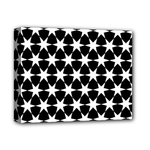 Star Egypt Pattern Deluxe Canvas 14  x 11