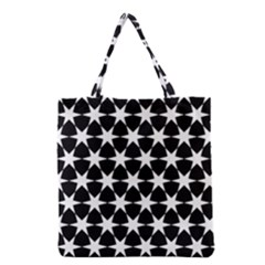Star Egypt Pattern Grocery Tote Bag