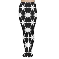 Star Egypt Pattern Women s Tights