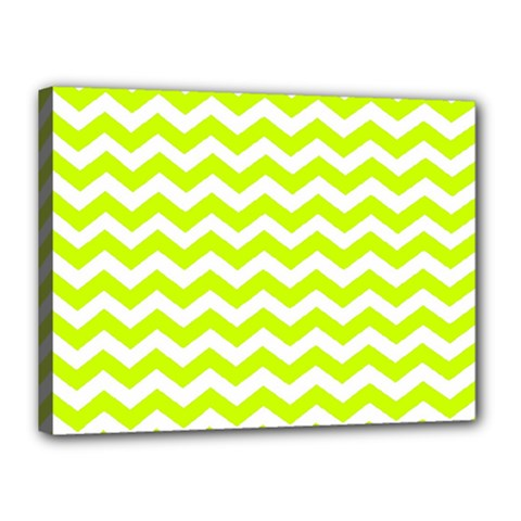 Chevron Background Patterns Canvas 16  x 12