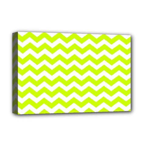 Chevron Background Patterns Deluxe Canvas 18  X 12