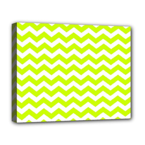 Chevron Background Patterns Deluxe Canvas 20  X 16