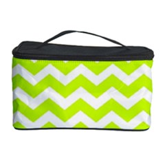 Chevron Background Patterns Cosmetic Storage Case