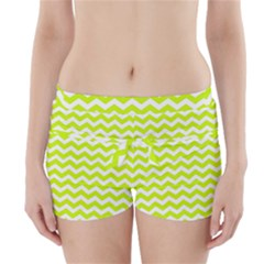Chevron Background Patterns Boyleg Bikini Wrap Bottoms