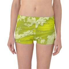 Sky Boyleg Bikini Bottoms