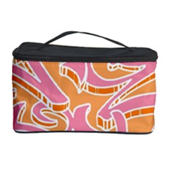 Abc Graffiti Cosmetic Storage Case