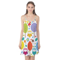 Cute Owl Camis Nightgown