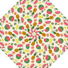 Fruits Pattern Straight Umbrellas