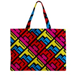 Hert Graffiti Pattern Mini Tote Bag