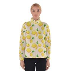 Lemons Pattern Winterwear