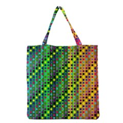 Patterns For Wallpaper Grocery Tote Bag
