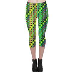 Patterns For Wallpaper Capri Leggings