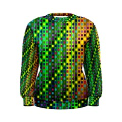 Patterns For Wallpaper Women s Sweatshirt