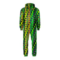 Patterns For Wallpaper Hooded Jumpsuit (kids)