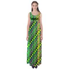 Patterns For Wallpaper Empire Waist Maxi Dress