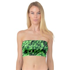 Green Attack Bandeau Top
