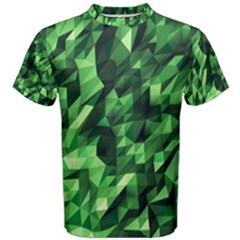 Green Attack Men s Cotton Tee