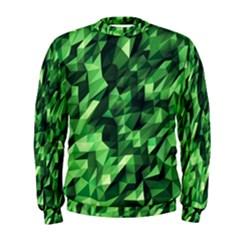 Green Attack Men s Sweatshirt