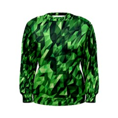 Green Attack Women s Sweatshirt