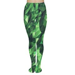 Green Attack Women s Tights