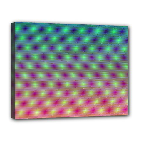Art Patterns Canvas 14  X 11