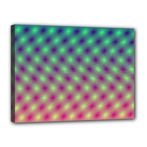 Art Patterns Canvas 16  X 12