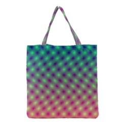Art Patterns Grocery Tote Bag