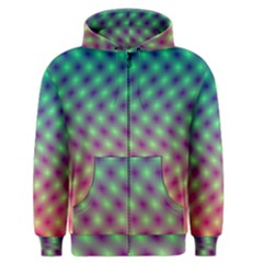 Art Patterns Men s Zipper Hoodie
