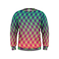 Art Patterns Kids  Sweatshirt