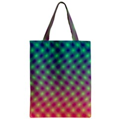 Art Patterns Zipper Classic Tote Bag
