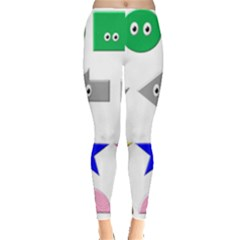 Cute Symbol Leggings