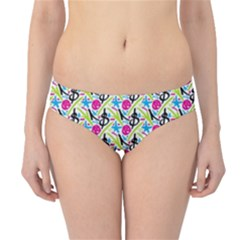Cool Graffiti Patterns  Hipster Bikini Bottoms