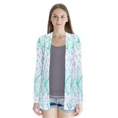 Pattern Floralgreen Cardigans