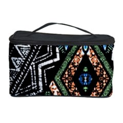 Ethnic Art Pattern Cosmetic Storage Case