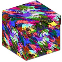 Tropical Jungle Print And Color Trends Storage Stool 12