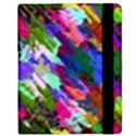 Tropical Jungle Print And Color Trends Samsung Galaxy Tab 8.9  P7300 Flip Case View2