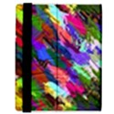 Tropical Jungle Print And Color Trends Samsung Galaxy Tab 8.9  P7300 Flip Case View3