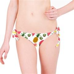 Fruits Pattern Bikini Bottom