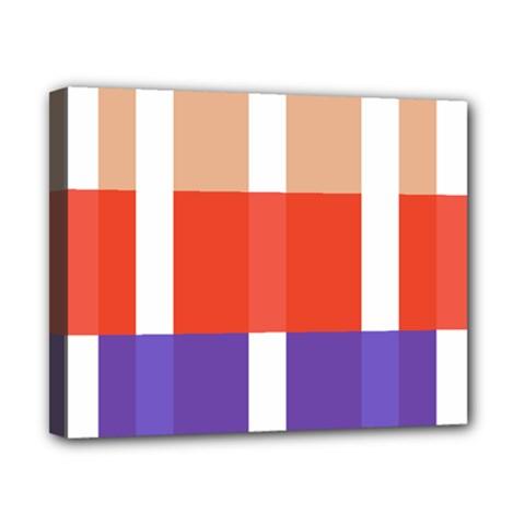 Compound Grid Canvas 10  x 8