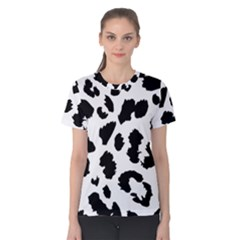 Leopard Skin Women s Cotton Tee