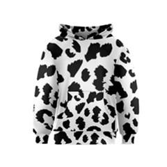 Leopard Skin Kids  Pullover Hoodie