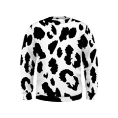 Leopard Skin Kids  Sweatshirt