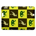 Bird And Snake Pattern Kindle Fire HDX Hardshell Case View1