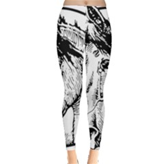 Framed Horse Leggings