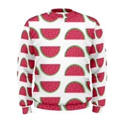 Watermelon Pattern Men s Sweatshirt