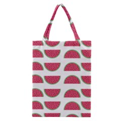 Watermelon Pattern Classic Tote Bag