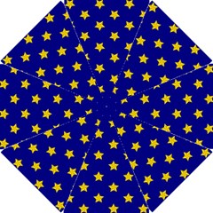 Star Pattern Hook Handle Umbrellas (small)