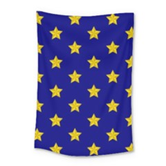Star Pattern Small Tapestry