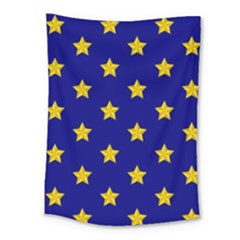 Star Pattern Medium Tapestry